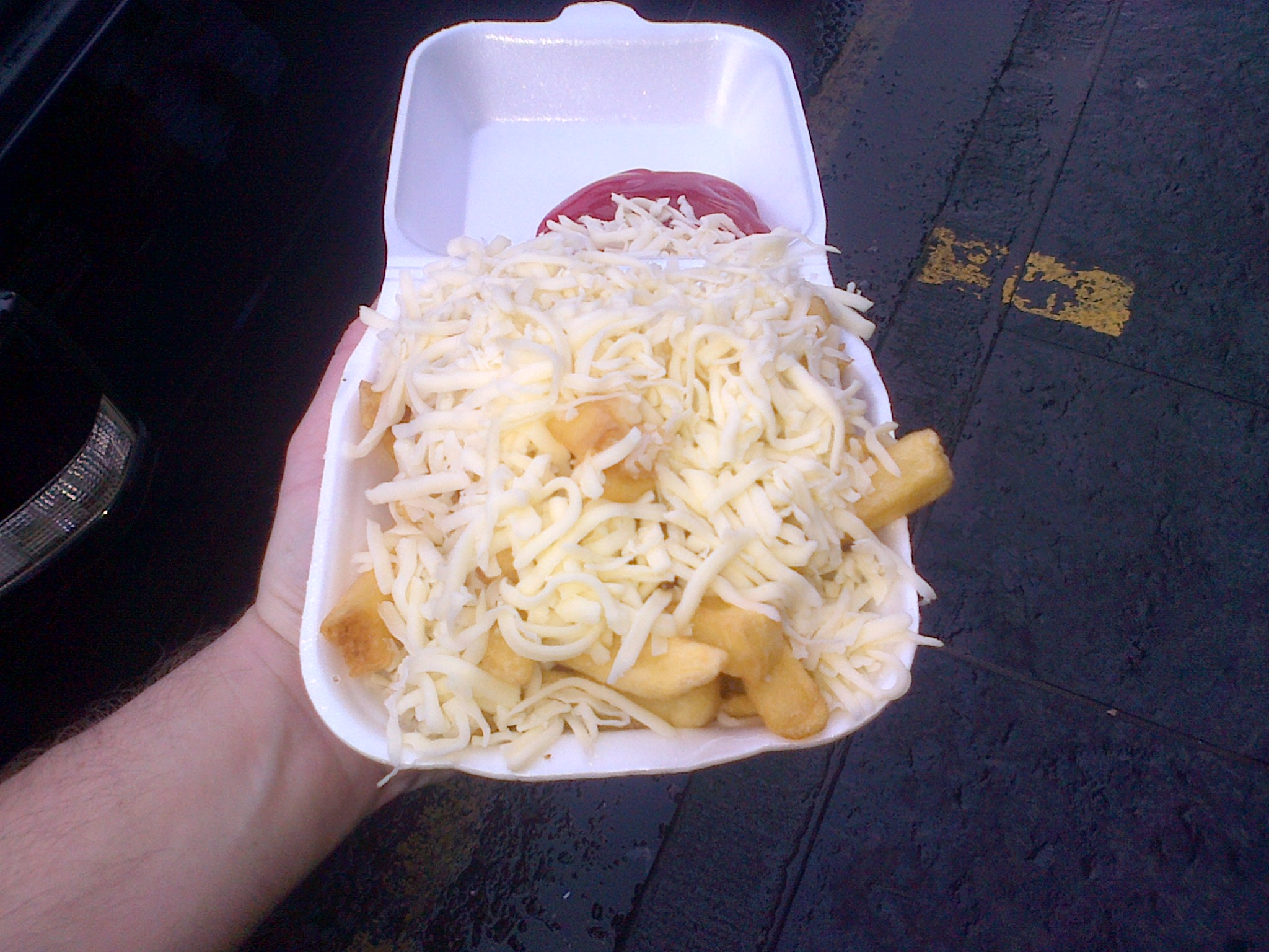 Chips n cheese