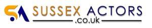 The SussexActors.co.uk logo